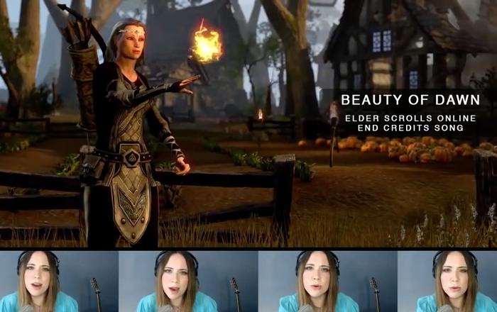 Beauty of Dawn – Elder Scrolls Online End Credits Song