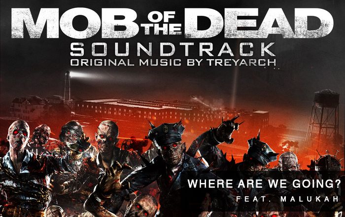 Singing on Call of Duty: Black Ops 2 – Mob of the Dead DLC