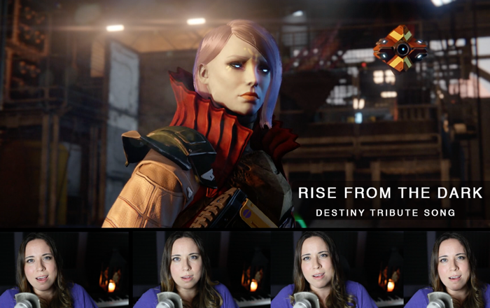 Rise From the Dark – Destiny Tribute Song
