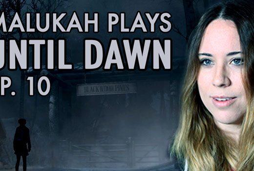 Malukah Plays Until Dawn