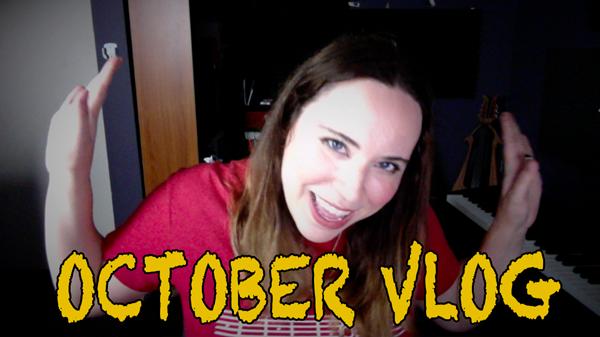 October Vlog Malukah