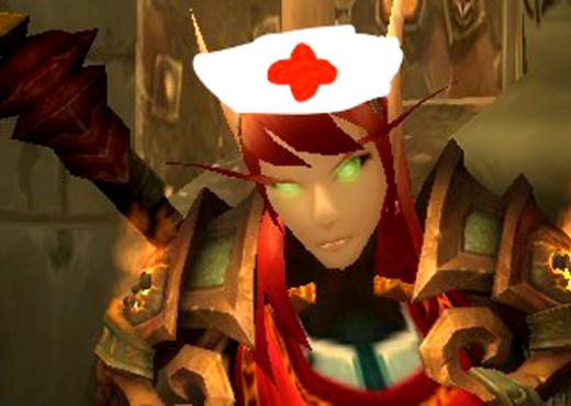 Nurse Malukah