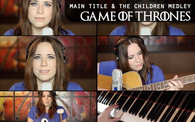 Malukah Game of Thrones Medley
