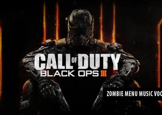 Black Ops 3 Zombie Menu Music Malukah