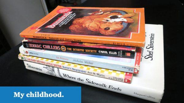 Childhood Books - Malukah