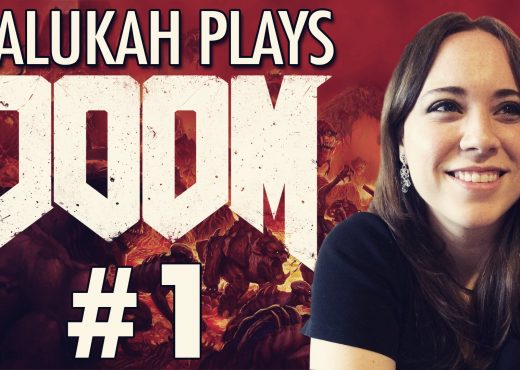 Malukah Plays Doom
