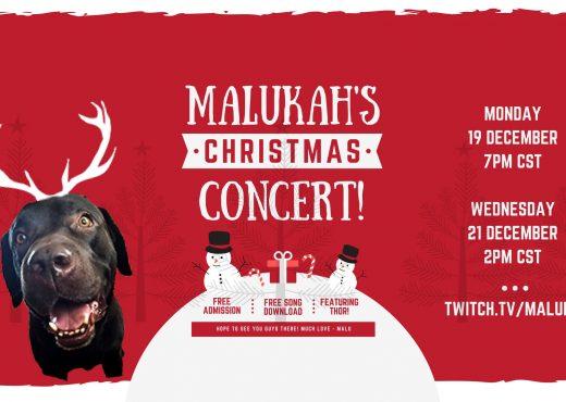 Malukah's Christmas Concert