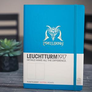 Malukah Medium Leuchtturm Dragon Journal