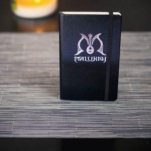 Malukah Lute Journal Pocket