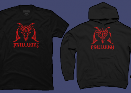 Malukah Limited Edition Merch