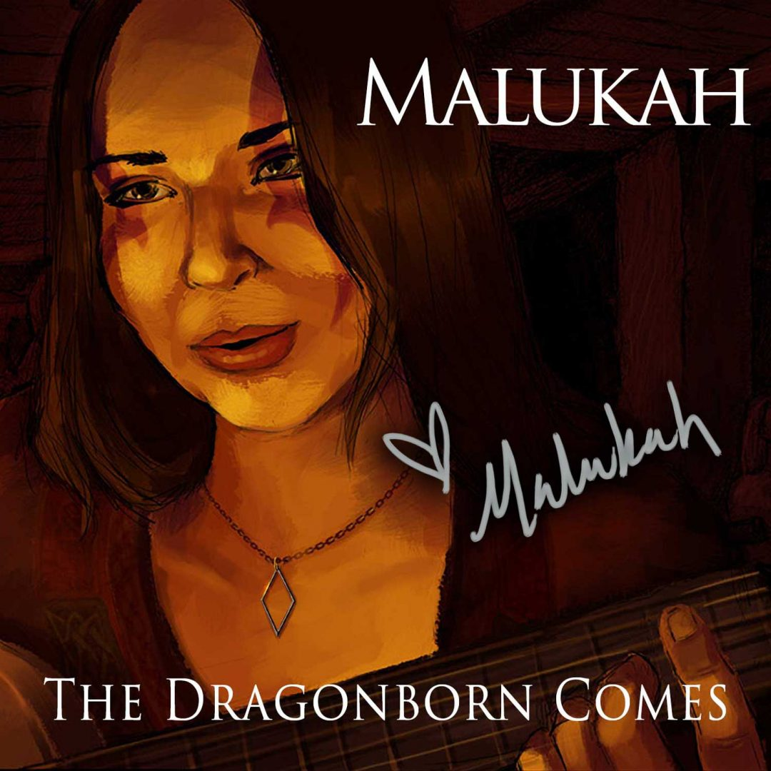 The Dragonborn Comes Malukah