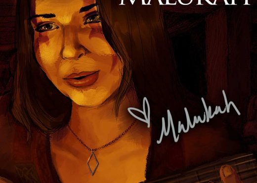 The Dragonborn Comes Malukah