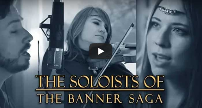 The Banner Saga Soloists